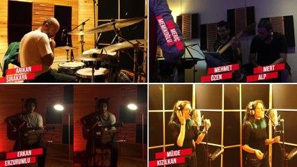 Mert Güneri - Umrumda Değil (Studio Live Video)