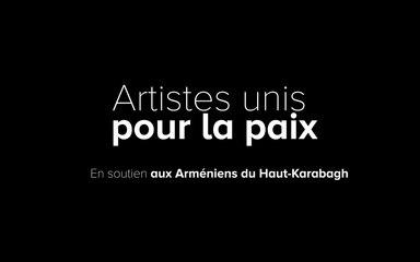 Teaser Artistes unis pour la paix