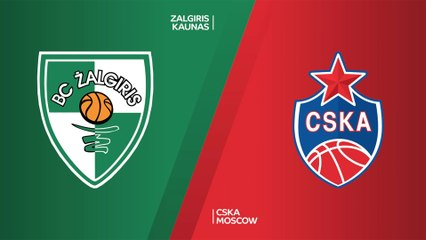 EuroLeague 2020-21 Highlights Regular Season Round 9 video: Zalgiris 78-87 CSKA