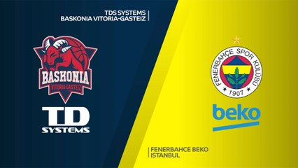 EuroLeague 2020-21 Highlights Regular Season Round 9 video: Baskonia 86-68 Fenerbahce