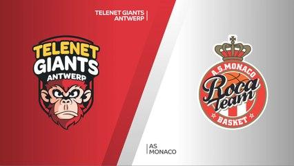 7Days EuroCup Highlights Regular Season, Round 8: Giants 67-75 Monaco