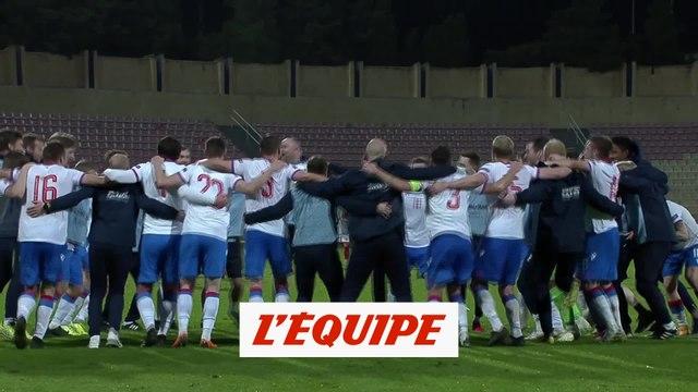 Tous les buts du mardi 17 novembre - Foot - Ligue des nations