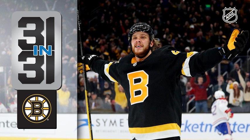 31 in 31: Boston Bruins 2020-21 season preview