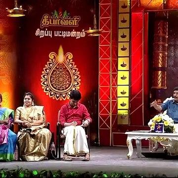 Sirappu Pattimandram -Deepavali (14-11-2020) Special- VijayTV -Part-01