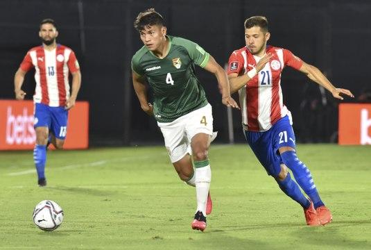 Qualifs Mondial 2022 : Le Paraguay coince face à la Bolivie