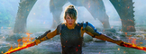 Monster Hunter Movie (New Trailer) Meowscular Chef Scene - Milla Jovovich
