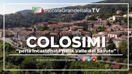 Colosimi - Piccola Grande Italia
