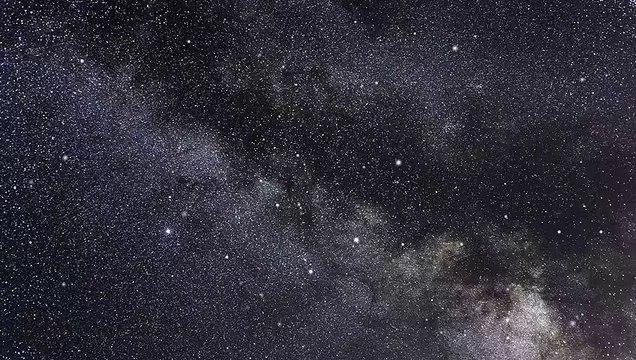 mixkit-stars-in-space-1610