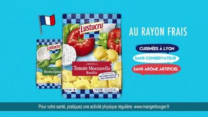 Lustucru pâtes farçies - 6S - Cluster Gastronomes pressés