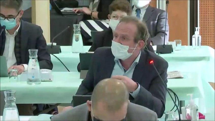 Christophe AVENA. Déploiement du Pass numérique initié par le Pacte de solidarité Côte-d'Or. Session du 17 novembre 2020