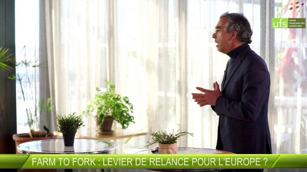 Intervention de Dominique Reynié aux Journées de l'UFS - 5.11.2020
