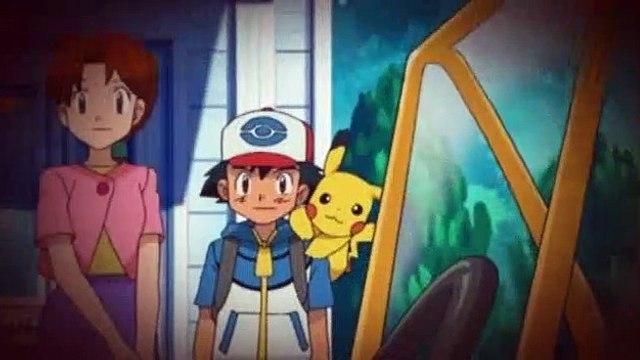 Pokemon S14E01 To The Isshu Region! The Shadow Of Zekrom!!
