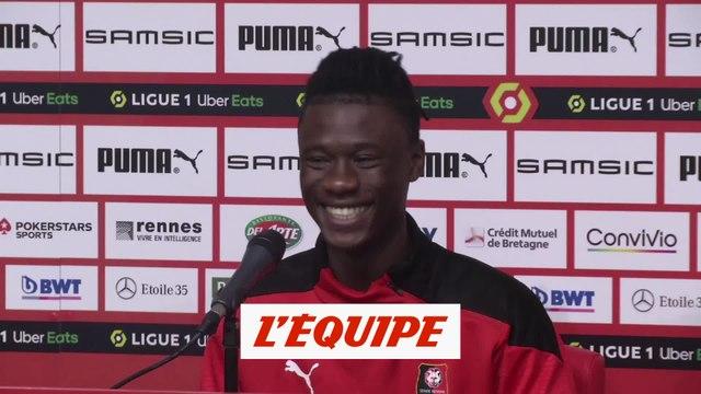 Camavinga : « Je suis un petit pilote » - Foot - L1 - Rennes