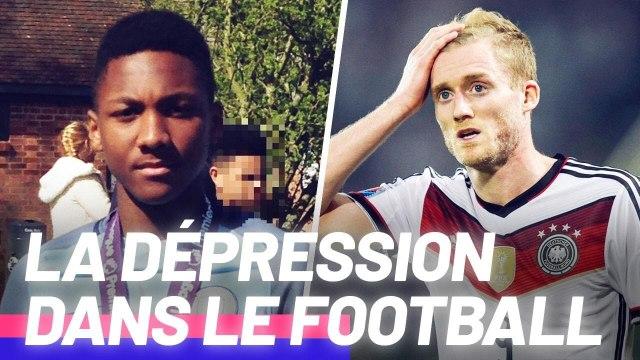 Comment les joueurs de foot peuvent-ils être déprimés en gagnant autant d'argent ? | Oh My Goal