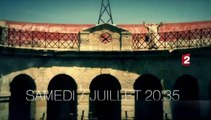 Fort Boyard 2012 - Teaser de lancement ''Une visite s'impose - Les sensations fortes'' (7 juillet 2012)