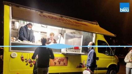 A La Rochelle, un Food Truck solidaire pour les étudiants