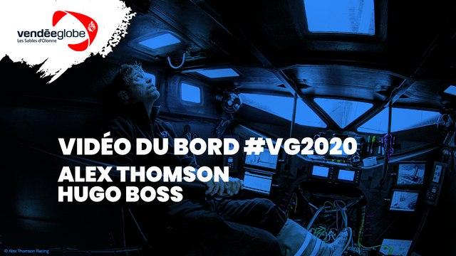 Vidéo du bord - Alex THOMSON | HUGO BOSS - 18.11