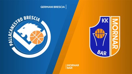 7Days EuroCup Highlights Regular Season, Round 8: Brescia 77-75 Mornar