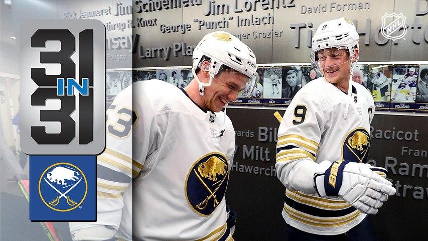 31 in 31: Buffalo Sabres 2020-21 season preview
