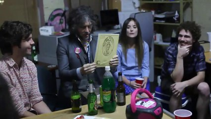 """The Flaming Lips at 4ZZZ: The """"Zaireeka"""" Experiment with Wayne Coyne, DZ Deathrays and more"""