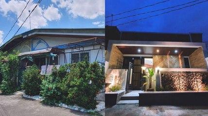 A Modern Makeover for a 36 sqm Tiny Home in Naga City