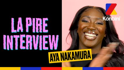 "Aya Nakamura : ""Djadja ? J'ai plus jamais eu de nouvelles"" l La Pire Interview"