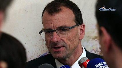 """FFC - Michel Callot : """"Je n'ai pas peur pour l'avenir mais il y a une grande souffrance actuellement"""""""
