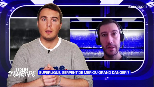 Tour d'Europe : La Superligue européenne, c'est quoi ? Rabiot à la loupe et un focus Giroud-Pogba