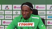 Neyou : «Après le derby, on s'est dit des choses» - Foot - L1 - Saint-Etienne