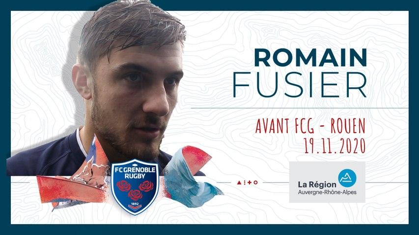 Rugby : Video - Romain Fusier : « Les absences ne sont pas une excuses »