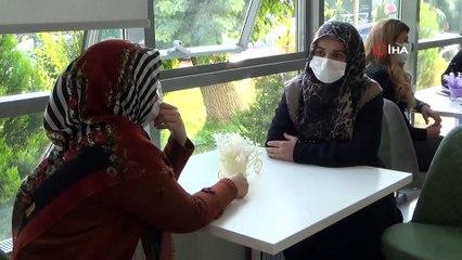 Diyarbakır'da Kadınlara Yönelik Kafeterya Açıldı