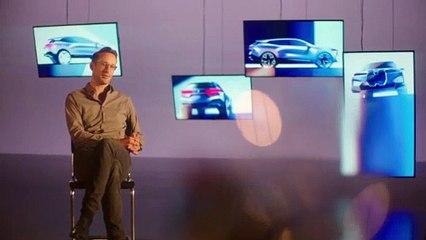 The BMW iX - Dirk Müller-Stolz, Head of BMW i Exterior Design
