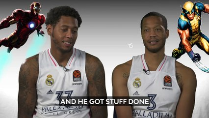 Childhood Quiz: Trey Thompkins & Anthony Randolph, Real