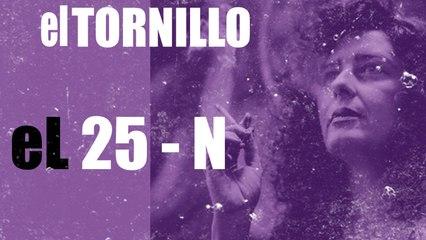 Irantzu Varela, El Tornillo y el 25-N - En la Frontera, 19 de noviembre de 2020