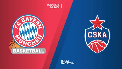 EuroLeague 2020-21 Highlights Regular Season Round 10 video: Bayern 81-89 CSKA