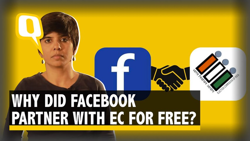 Did Facebook Partner with EC to Access First-Time Voter Data?