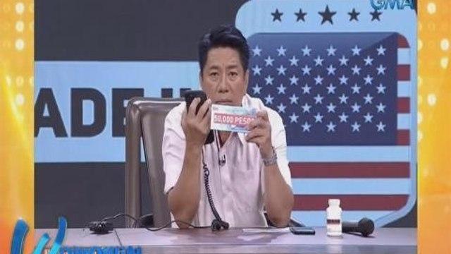 Wowowin: Na-stroke na ama ng isang caller, kumusta na kaya?