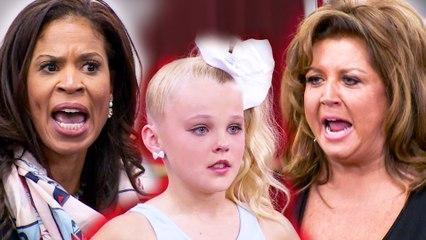Dance Moms: Pyramid Chaos! Meltdowns, Blow-Ups and Walkouts