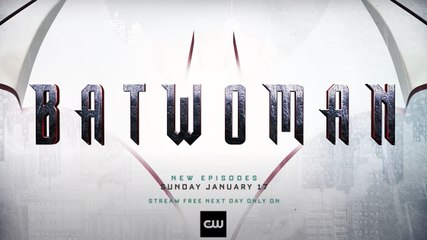 Batwoman season 2 – teaser (The CW)
