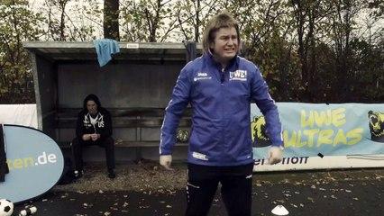 0:6 Debakel der Nationalmannschaft und Moukokos 16. Geburtstag. Uwe legt wieder los!
