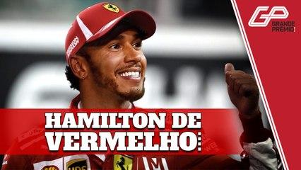 LEWIS HAMILTON na FERRARI: por que a F1 não viu essa parceria?   GP às 10