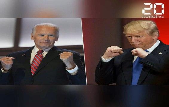 Présidentielle américaine: Le recompte confirme la victoire de Joe Biden en Géorgie