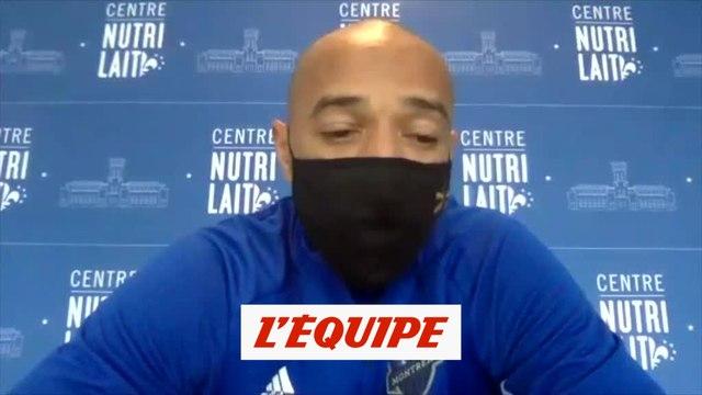 Henry : «C'est un autre championnat qui commence» - Foot - MLS
