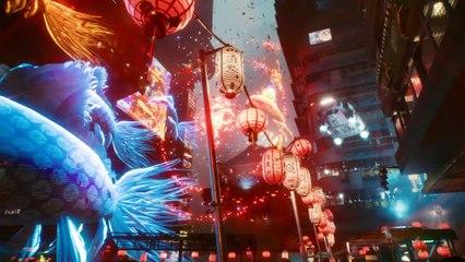 Cyberpunk 2077 - Trailer de gameplay