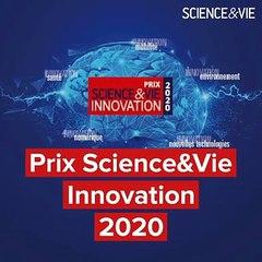 Prix Science&Vie #Innovation 2020 : un économiseur pour récupérer l'eau de la baignoire