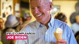 Cinco curiosidades sobre Joe Biden