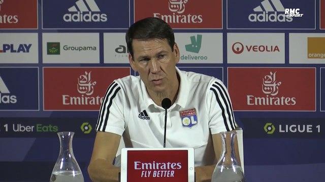 """Lyon : """"Cherki doit donner plus de garanties au coach"""" pour revenir prévient Garcia"""