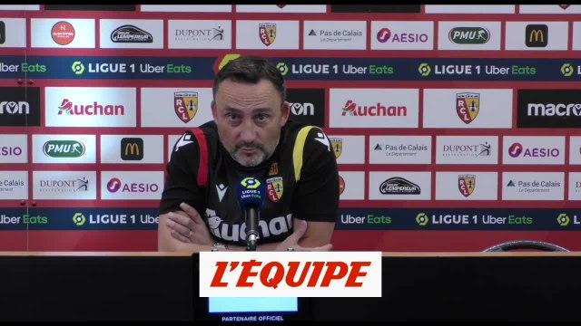 Haise : «On jouera à Marseille à un moment ou à un autre» - Foot - L1 - Lens