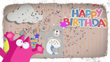 Buon compleanno - TANTI AUGURI A TE -ALESSANDRO #tantiauguri #festacompleanno #cantiamoinsieme