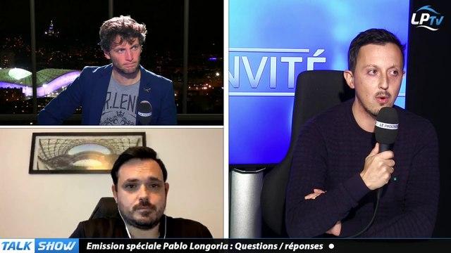 OM Talk Show spécial : Pablo Longoria répond à vos questions